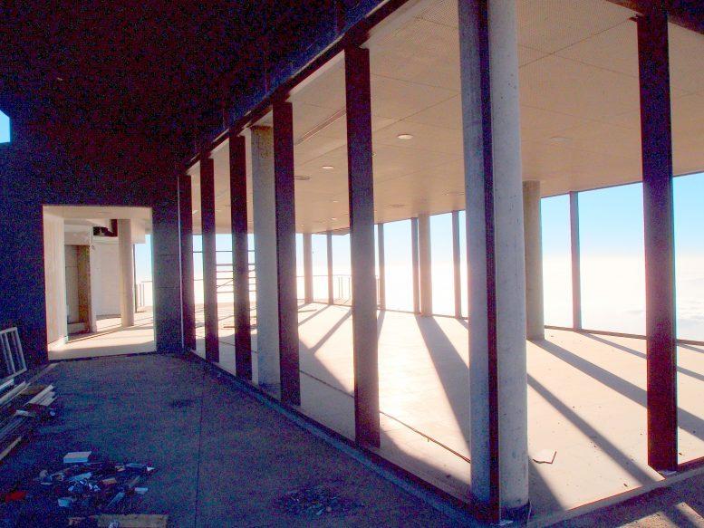 Roque de los Muchachos Besucherzentrum