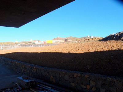 Centro de Visitantes del Roque de los Muchachos besucht