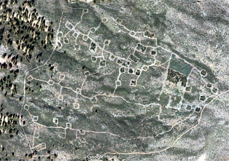 Siedlungsreste