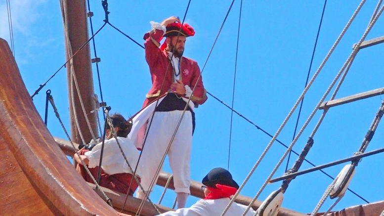 Piratenattacke
