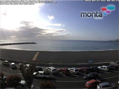 Webcam La Palma Hauptstadt