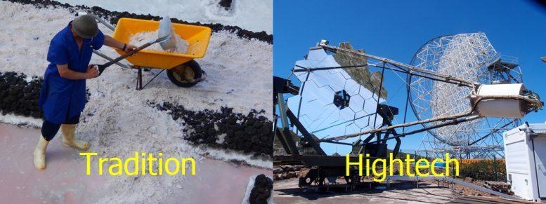Tradition und Hightech
