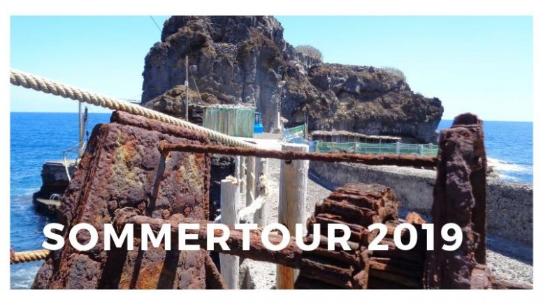 Puerto de Talavera - Sommertour