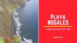 Playa Nogales - Traumstrand