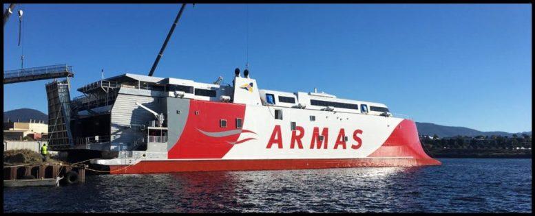 ARMAS - Schnellfähre