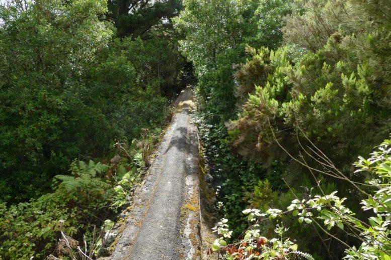 Brücke - Kanalwanderung