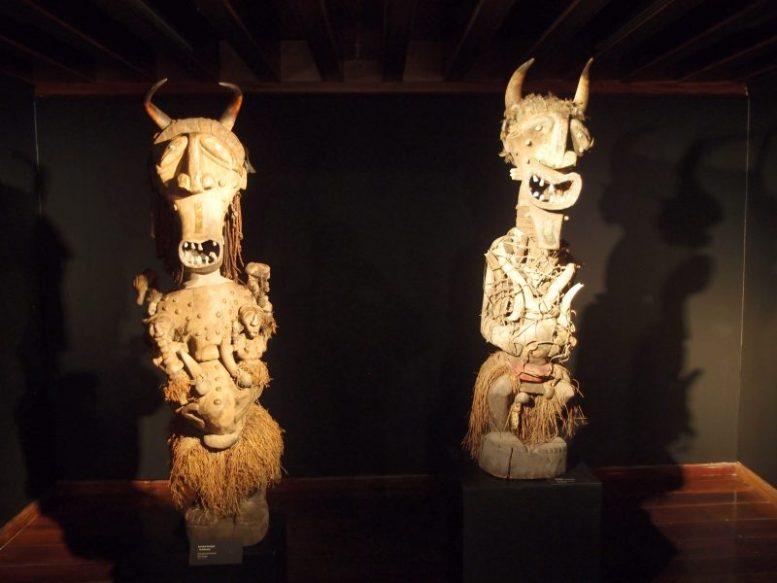 Pferd und Teufel - Afrikanische Mythologie