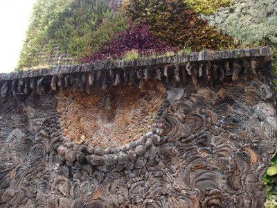 Lava Rückwand - Placeta La Glorieta