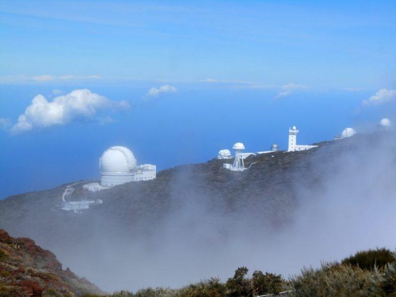 Teleskope La Palma