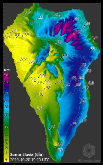 Niederschlag - Wetterkontrast