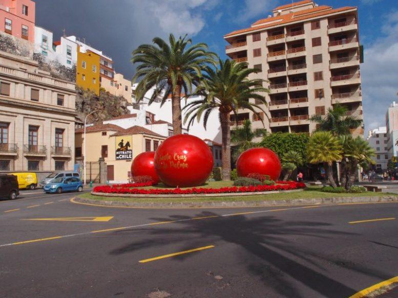 Weihnachtskugeln - Weihnachtliche Schale