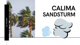 Wind - Calima Sturm