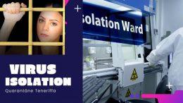 Gefängnis - Virus-Isolation