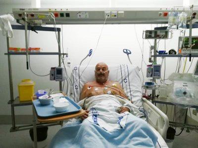Intensivstation - Herzinfarkt