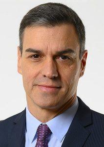 Pedro Sánchez - Corona Fälle