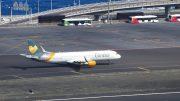 Flughafen Mazo - Ferienflieger Condor