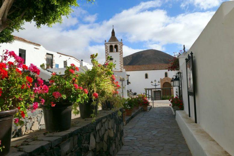 Plaza - Betancuria