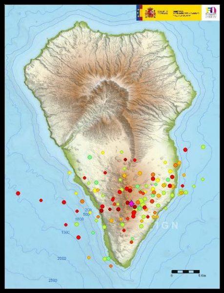 Erdbebengrafik