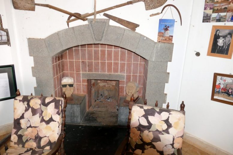 Kamin Casa Winter