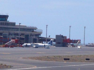 Flughafen - Urlaub auf La Palma