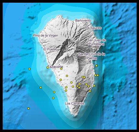 Erbeben - Seismographen