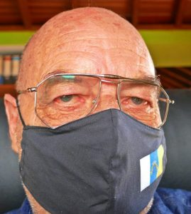 Gesichtsmaske - Corona Virus