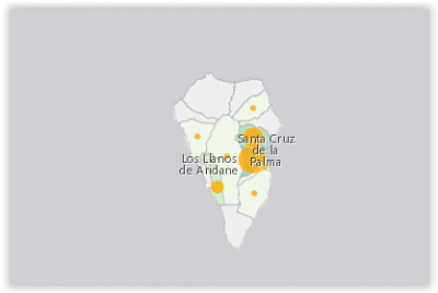 La Palma Karte