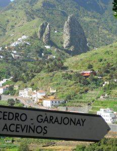 Hermigua - Insel La Gomera