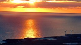 Sonnenaufgang - Januar 2021