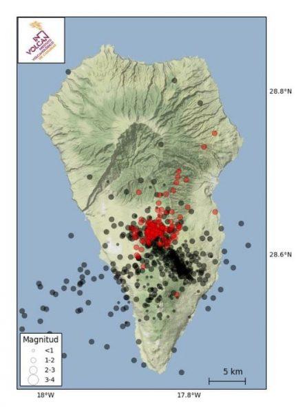 Erdbeben - seismische Erschütterungen