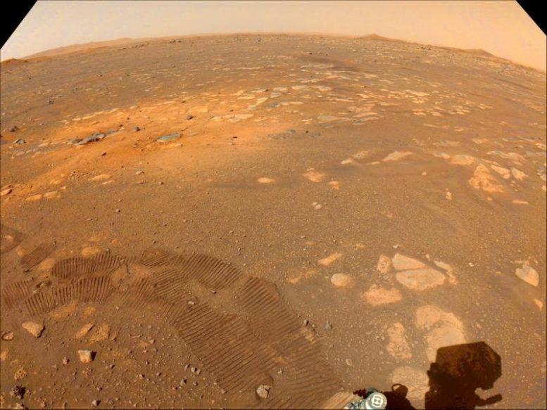Mars - Timanfaya Nationalpark