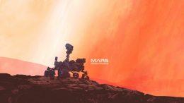 Mars Rover - Timanfaya Nationalpark