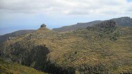 Vulkan - Schroffe Insel La Gomera