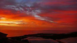 Sonnenaufgang - Glanzlichter