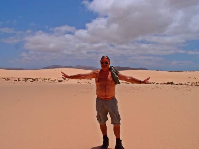 Sand - Sandwüste
