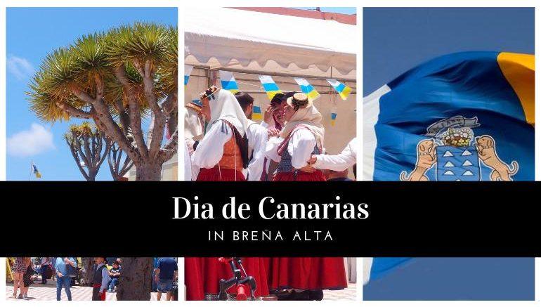 Dia de Canarias - Massenimpfung