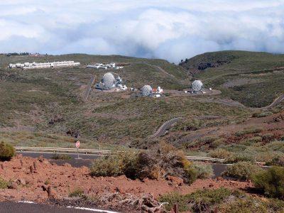 Astrozentrum - Spitzentechnologie