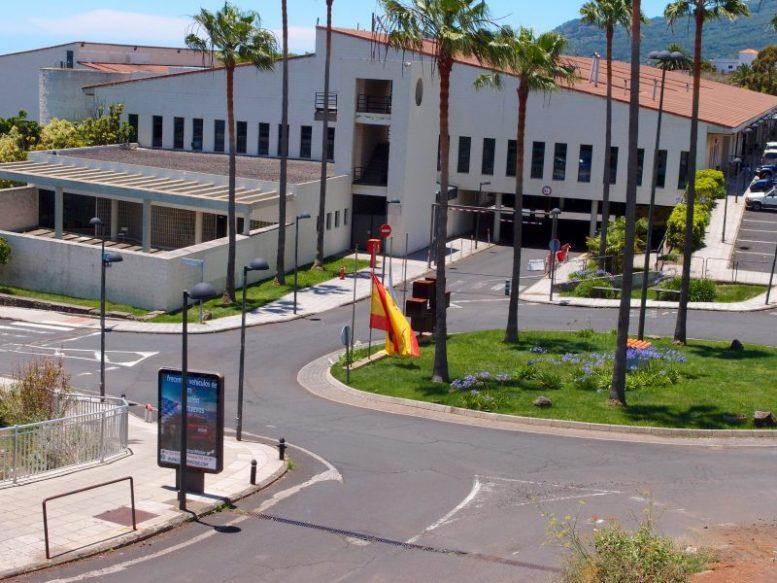 Hospital La Palma - Covid Patient
