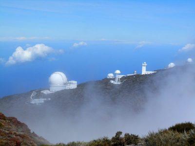 Observatorien - Sternenhaufen