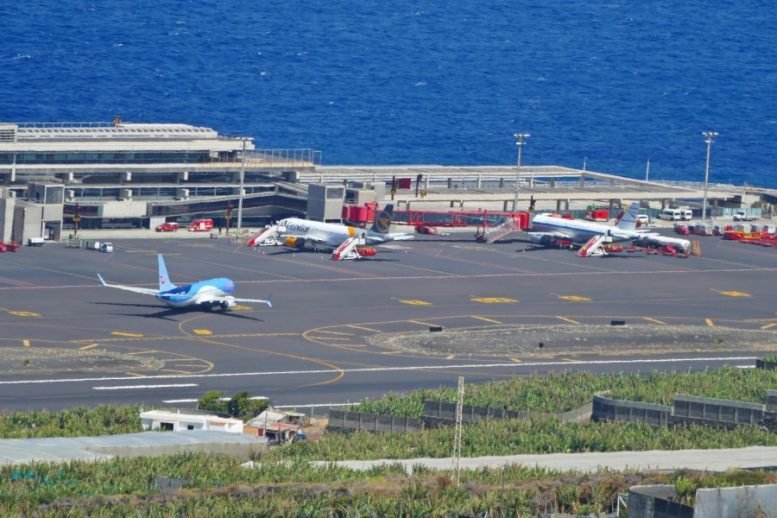 Flughafen - La Palma Auswanderer