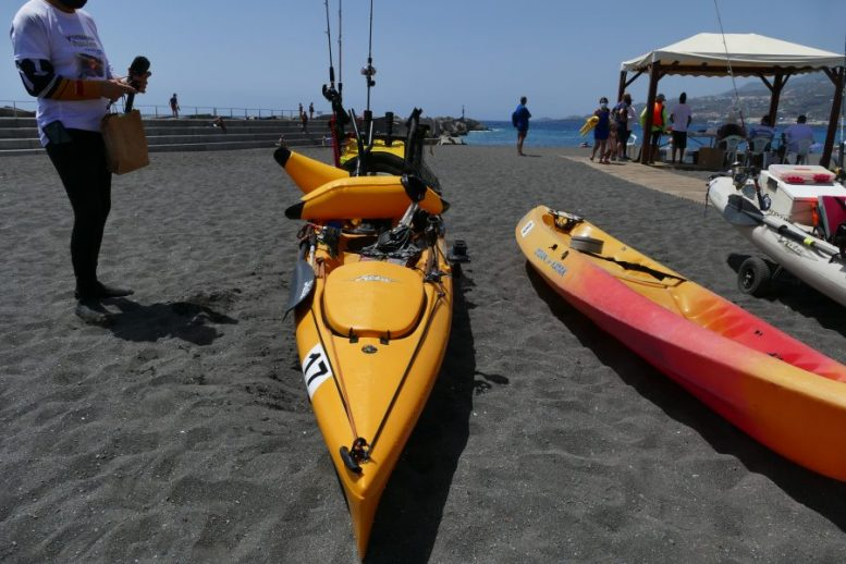 Boot - Kayak Fishing