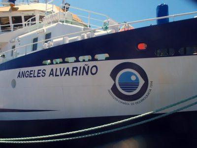 Forschungsschiff - Meeresgrund