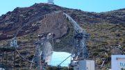MAGIC Teleskop - Gammastrahlen-Astronomie