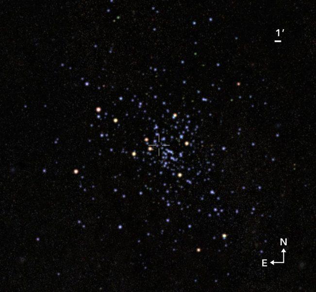 Sternansammlung - Sternhaufen