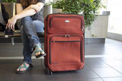 Koffer - La Palma Auswanderer
