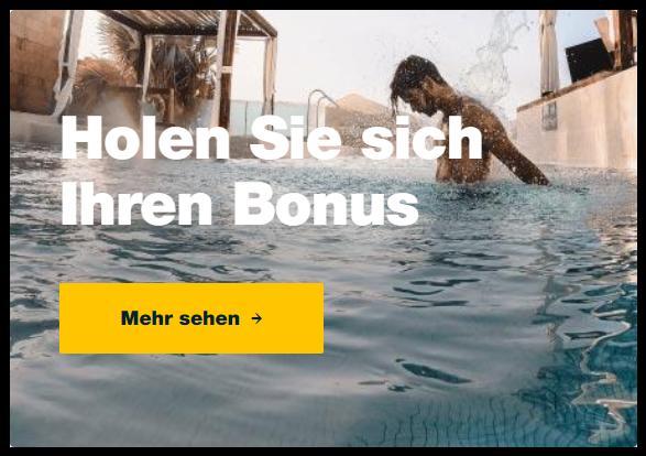 Teilnahme - Urlaubs-Bonus