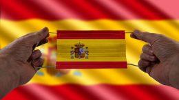 Spanien - Corona Anstieg