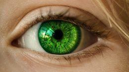 Auge - Corona Inzidenz
