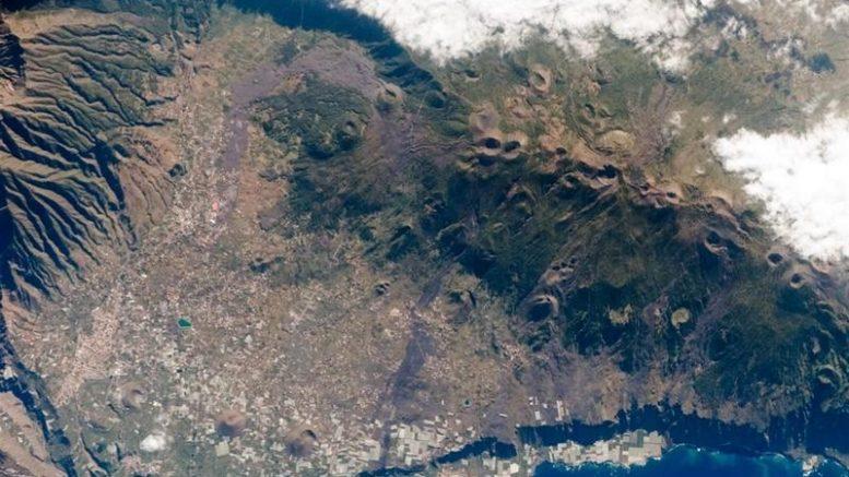 Vulkane La Palma