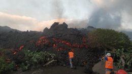 Vulkan - Lavawand